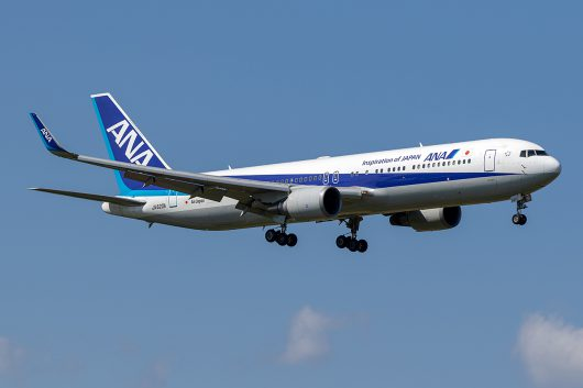NH/ANA/全日空  B767-300ER JA620A