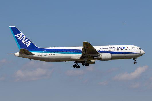 NH/ANA/全日空  B767-300ER JA610A
