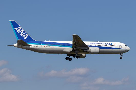 NH/ANA/全日空  B767-300ER JA612A