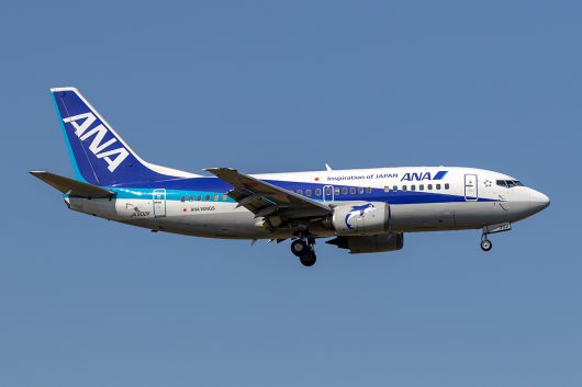 NH/ANA/全日空  B737-500 JA302K