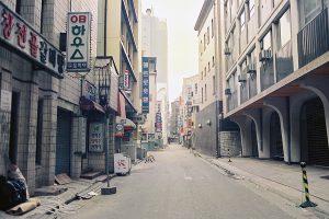 1990年代のソウル
