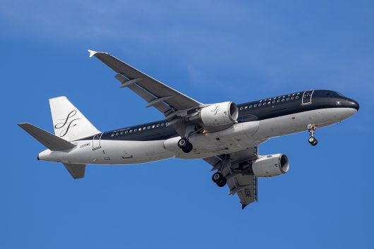 7G/SFJ/スターフライヤー 7G82 A320 JA06MC