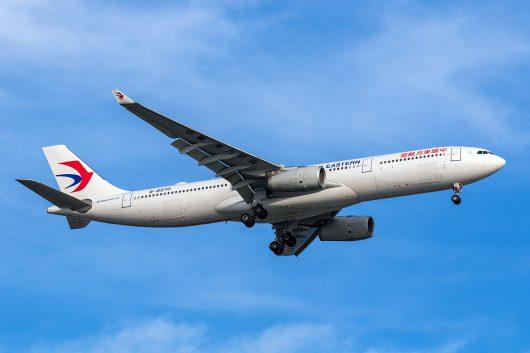 MU/CES/中国東方航空 MU539 A330-300 B-8970