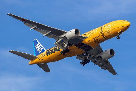 NH/ANA/全日空 NH258 B777-200ER JA743A