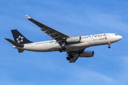 CA/CCA/中国国際航空 CA167 A330-200 B-6093