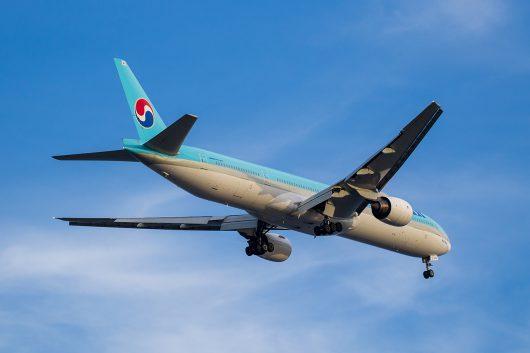 KE/KAL/大韓航空 KE2709 B777-300 HL7533
