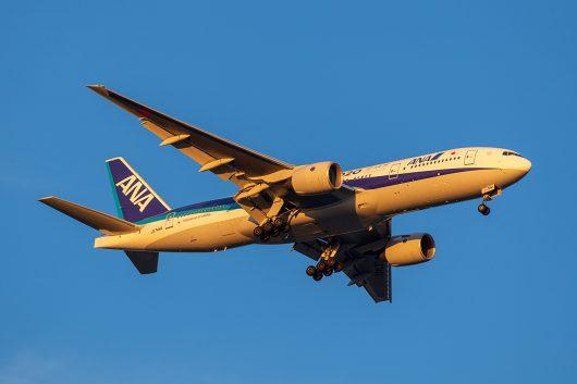 NH/ANA/全日空 NH262 B777-200ER JA744A