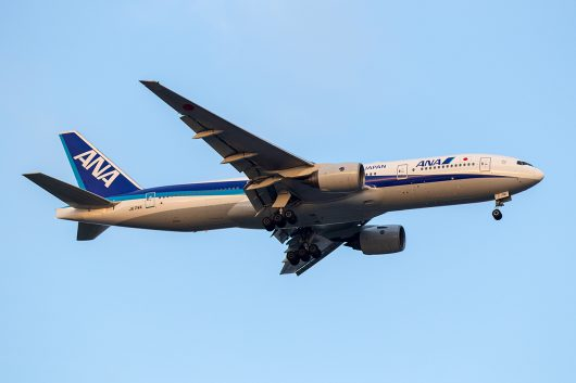 NH/ANA/全日空 NH596 B777-200 JA714A
