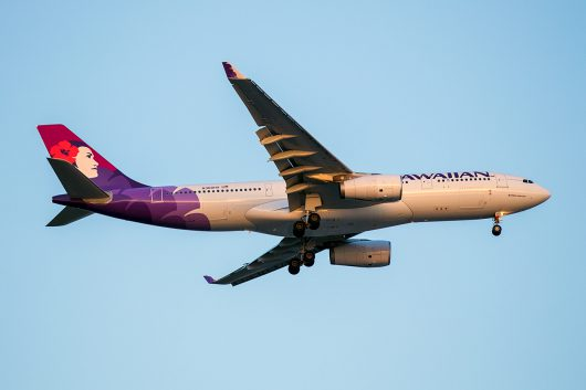 HA/HAL/ハワイアン航空 A330-300 N360HA