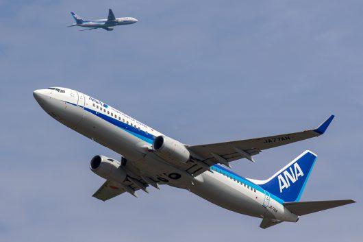 NH/ANA/全日空  B737-800 JA77AN