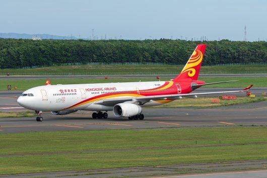 HX/CRK/香港航空 A330-300 B-LNR