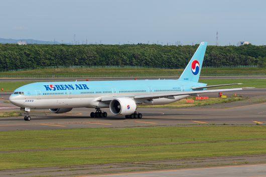 KE/KAL/大韓航空  B777-300ER HL8209