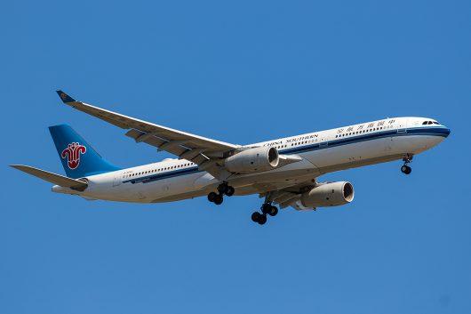 CZ/CSN/中国南方航空 CZ385 A330-300 B-8362