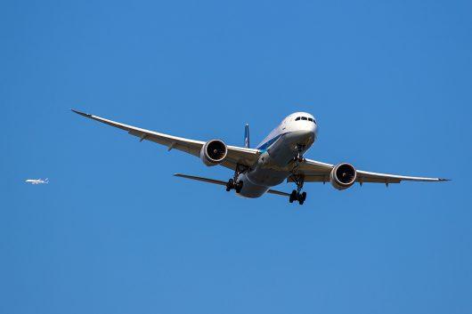 NH/ANA/全日空 NH218 B787-9 JA837A