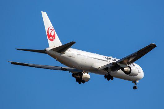 JL/JAL/日本航空 JL120 B767-300ER JA623J