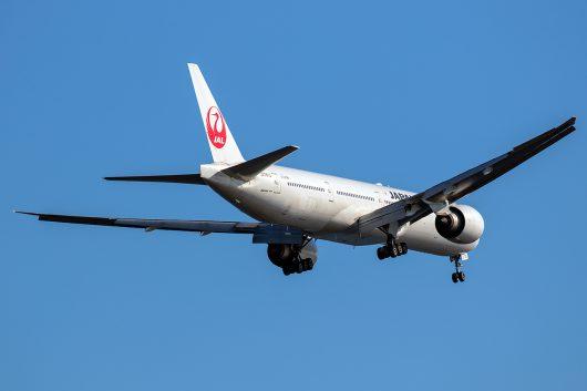 JL/JAL/日本航空 JL5 B777-300ER JA741J
