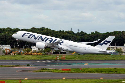 AY/FIN/フィンランド航空 AY72 A350-900 OH-LWE
