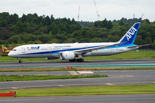 NH/ANA/全日空 NH903 B787-9 JA898A