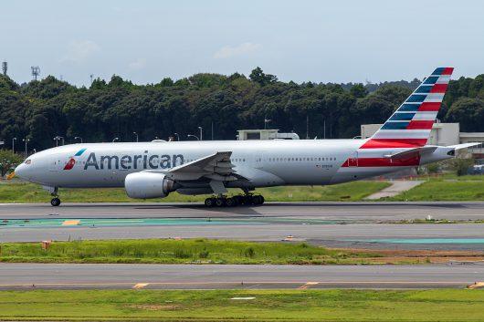 AA/AAL/アメリカン航空 AA176 B777-200ER N781AN