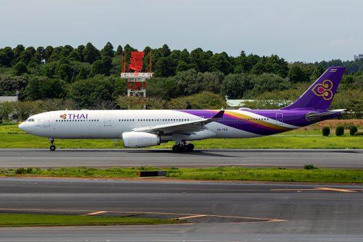 TG/THA/タイ国際航空 TG641 A330-300 HS-TEO