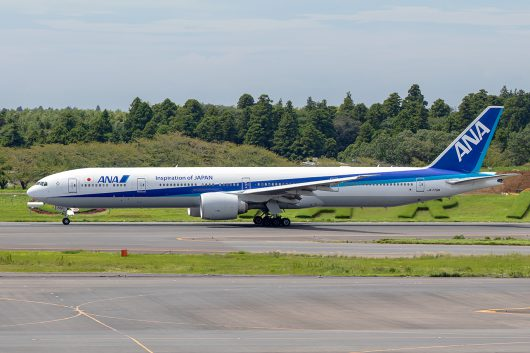 NH/ANA/全日空 NH174 B777-300ER JA779A
