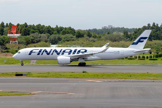 AY/FIN/フィンランド航空 AY74 A350-900 OH-LWH