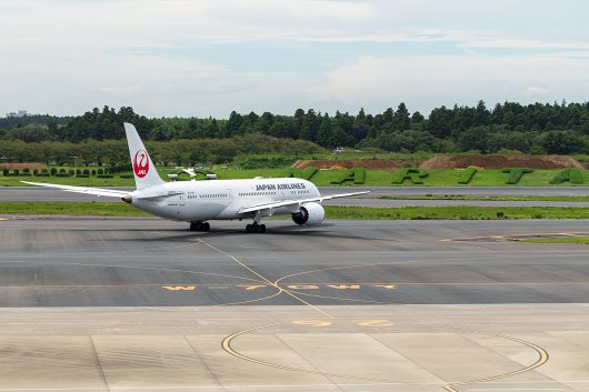 JL/JAL/日本航空  B787-8 JA870J