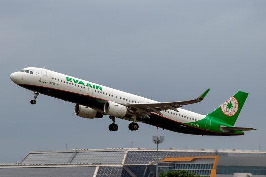 BR/EVA/エバー航空  A321 B-16226