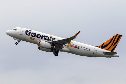IT/TTW/タイガーエア 台湾  A320 B-50008