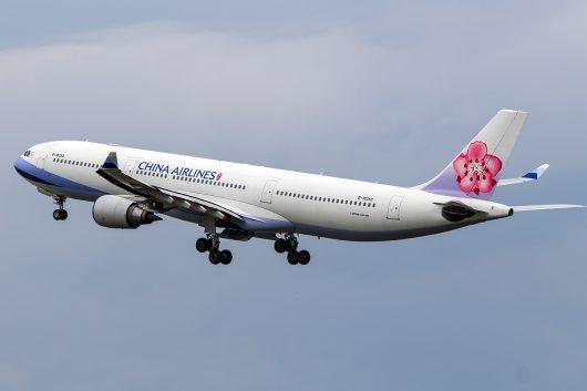 CI/CAL/チャイナエアライン  A330-300 B-18353