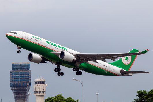 BR/EVA/エバー航空  A330-200 B-16312