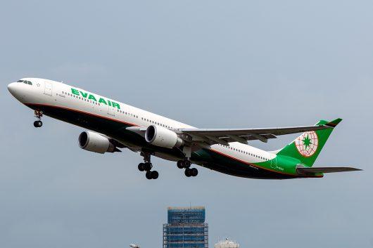 BR/EVA/エバー航空  A330-300 B-16340