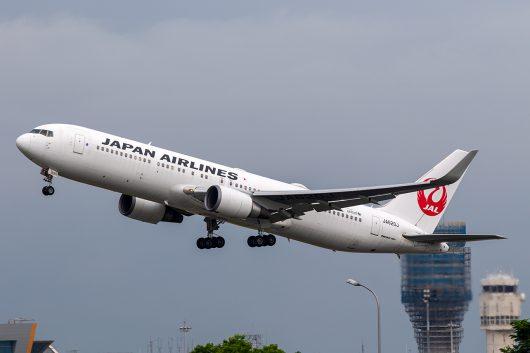 JL/JAL/日本航空  B767-300ER JA620J