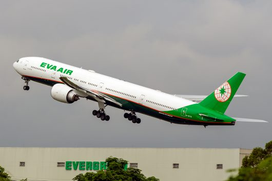 BR/EVA/エバー航空  B777-300ER B-16716