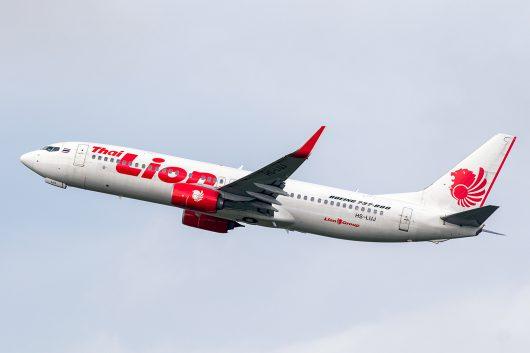 SL/TLM/タイ・ライオン・エア  B737-800 HS-LUJ
