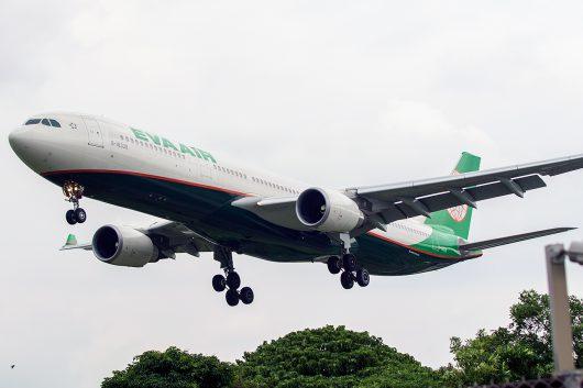 BR/EVA/エバー航空  A330-300 B-16339