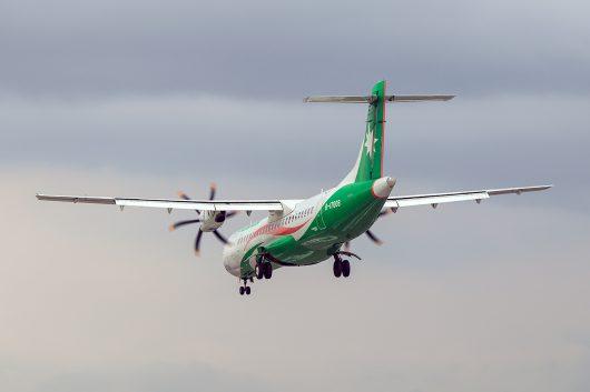 B7/UIA/ユニー航空  ATR72 B-17008