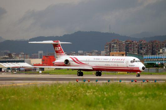 FE/FEA/ファーイースタン航空  MD-82 B-28021