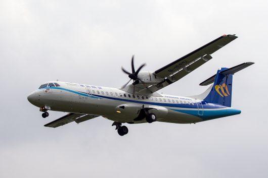 AE/MDA/マンダリン航空 ATR72 B-16851