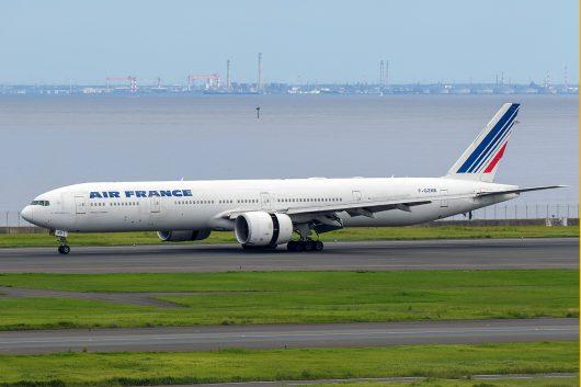 AF/AFR/エールフランス AF272 B777-300ER F-GZNB