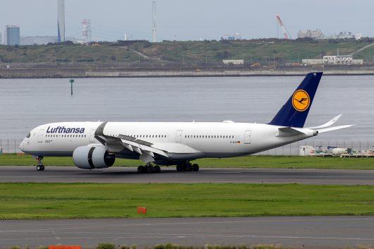 LH/DLH/ルフトハンザ・ドイツ航空 LH714 A350-900 D-AIXH