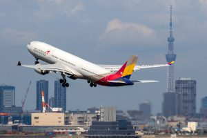OZ/AAR/アシアナ航空 OZ1075 A330-300 HL7793