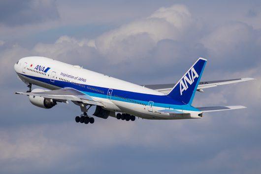 NH/ANA/全日空 NH65 B777-200 JA713A