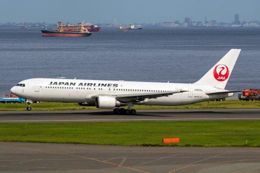 JL/JAL/日本航空 JL577 B767-300ER JA610J