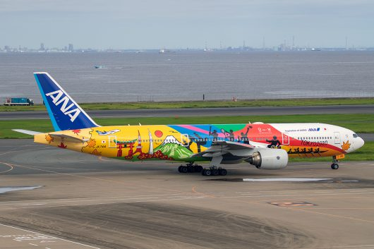 NH/ANA/全日空  B777-200ER JA741A