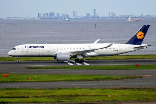 LH/DLH/ルフトハンザ・ドイツ航空 LH715 A350-900 D-AIXH