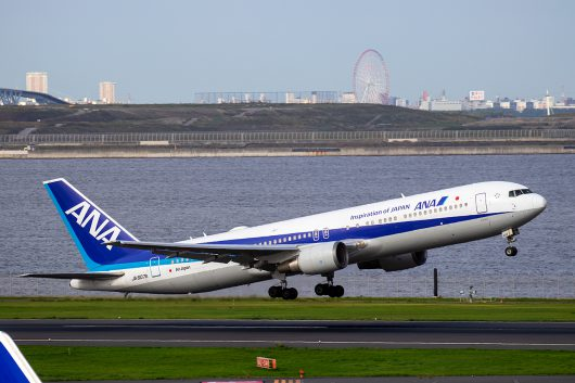 NH/ANA/全日空  B767-300ER JA607A