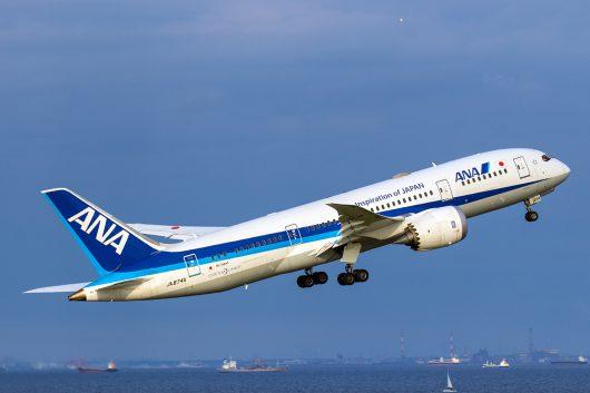 NH/ANA/全日空  B787-9 JA874A