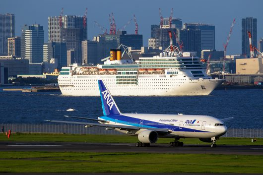 NH/ANA/全日空  B777-200ER JA708A