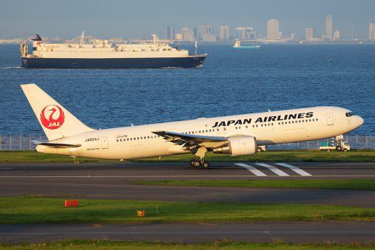 JL/JAL/日本航空  B767-300ER JA654J